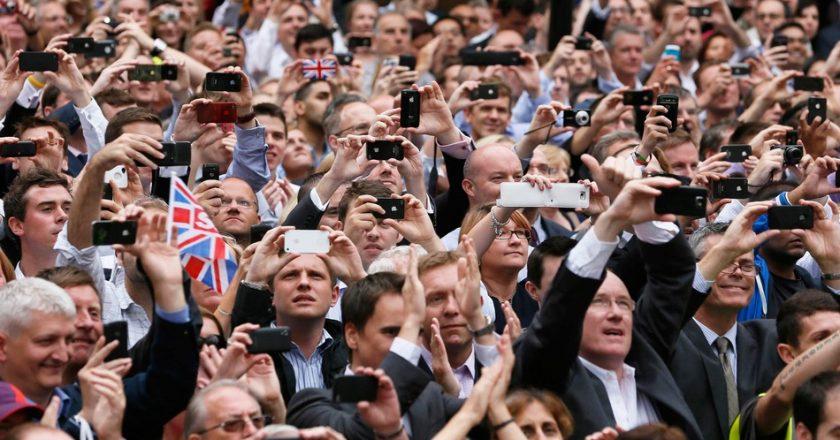 Crowd Phones