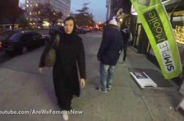 10 Hours of Walking in NYC as a Woman in Hijab (VIDEO)