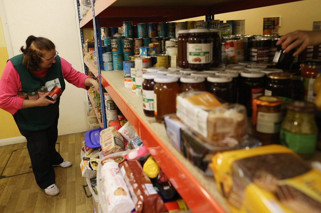 It's time we began to appreciate food-banks in the UK