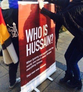 Who is hussain - st dominics - london