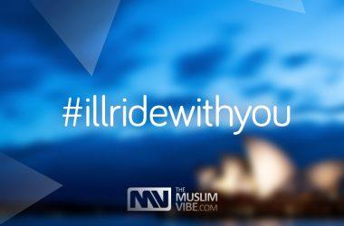 illridewithyou hashtag sydney islam