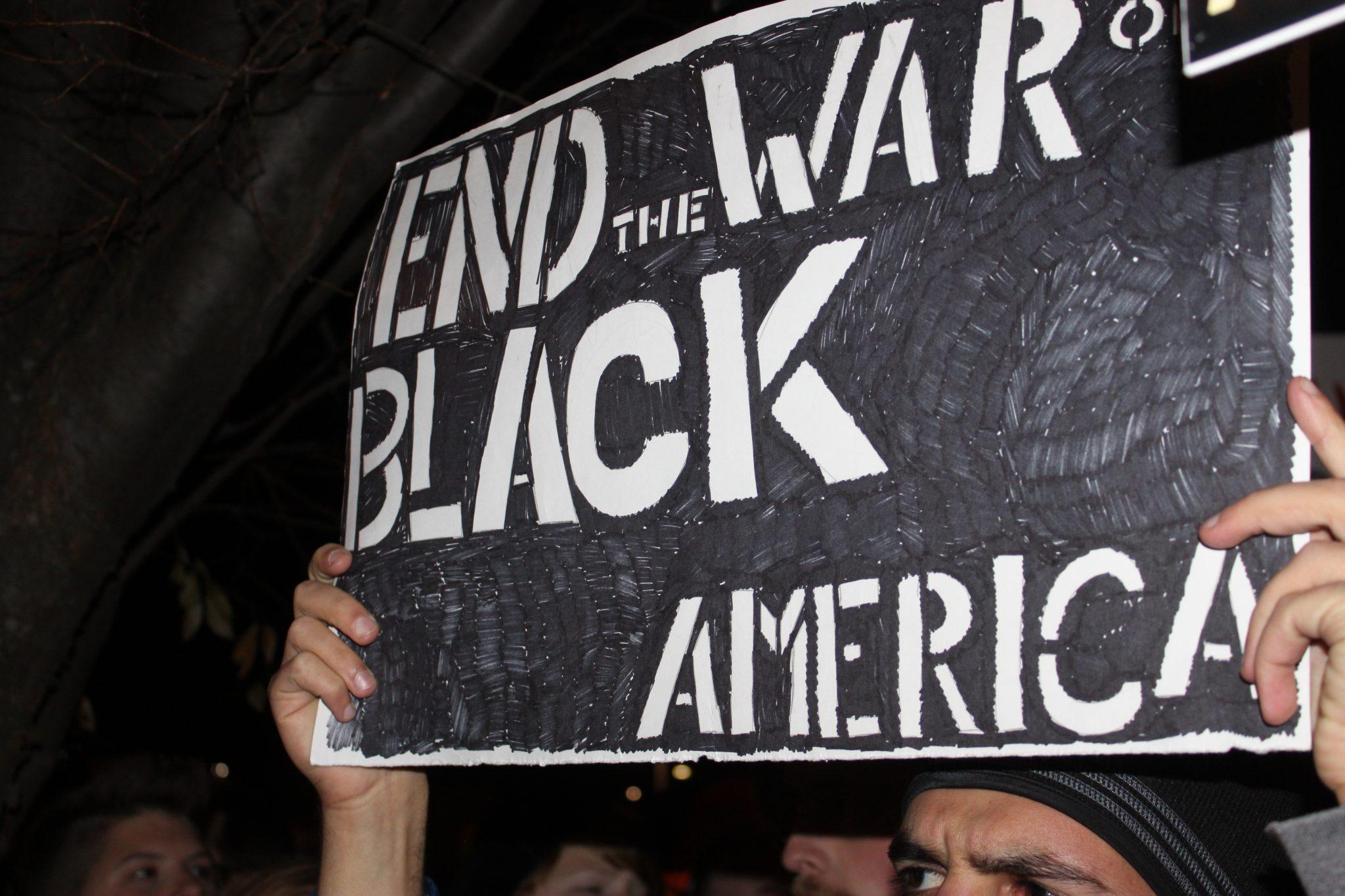 essay on black racism in america