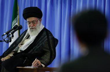 Iran's Supreme Leader writes open letter to Muslim youth in the West