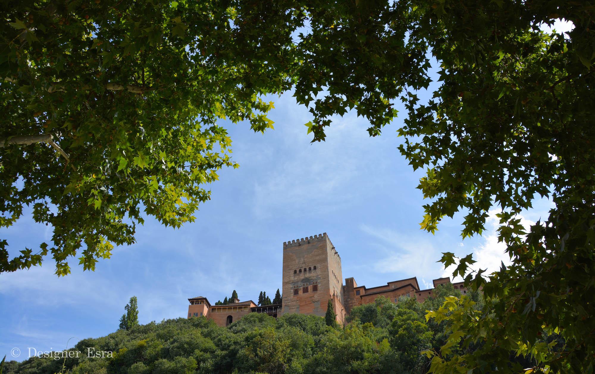 Alhambra - exterior