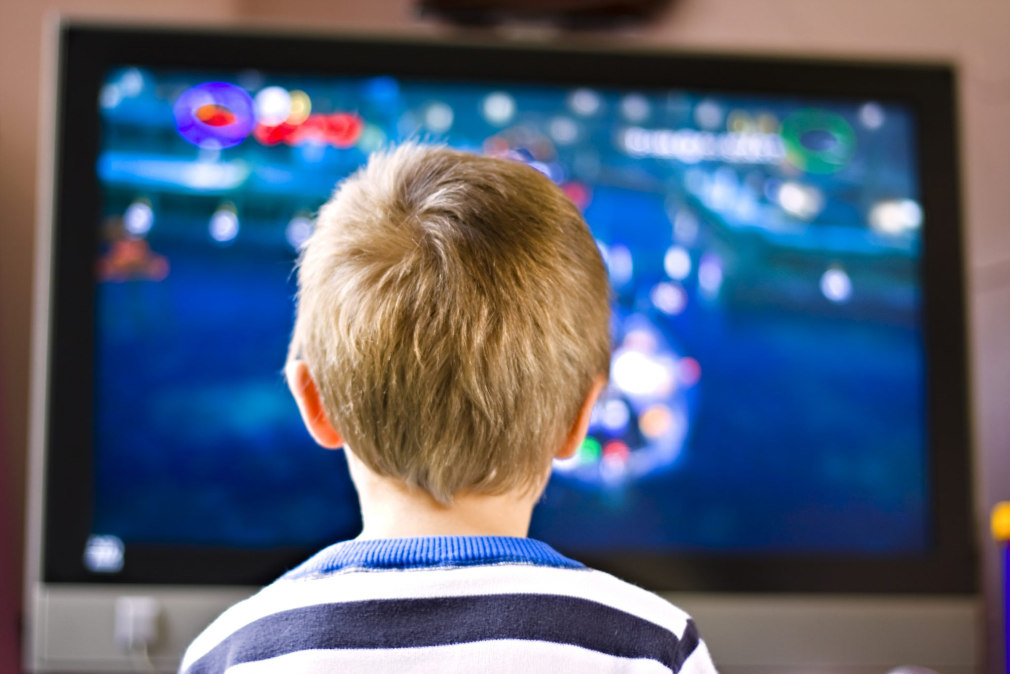 Short essay on influence of tv on children