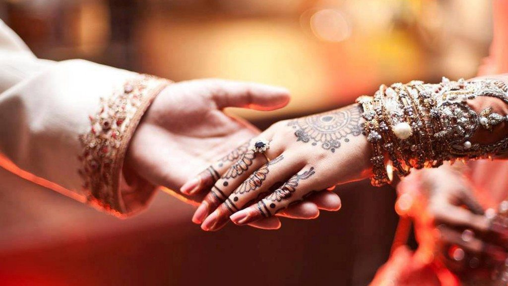 Arranged marriages – there are happy endings