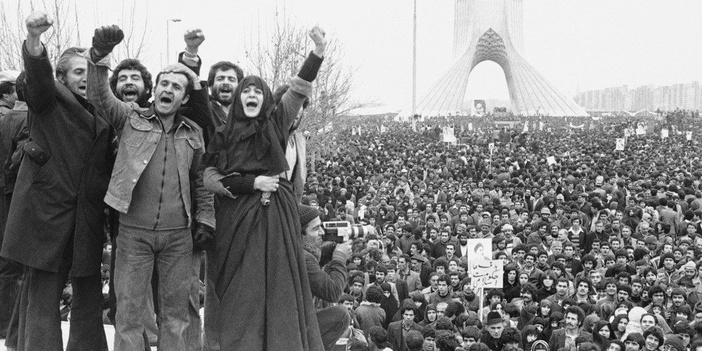 4 key factors to launching a revolution: A study on Iran