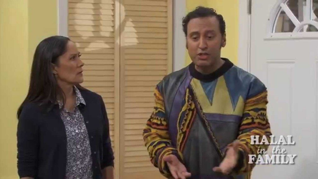 halal in the family - comedy