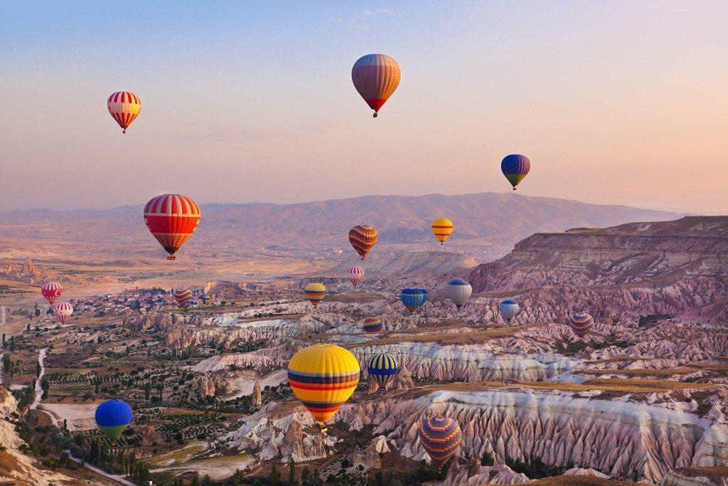 Cappadocia Turkey Muslim Friendly holiday