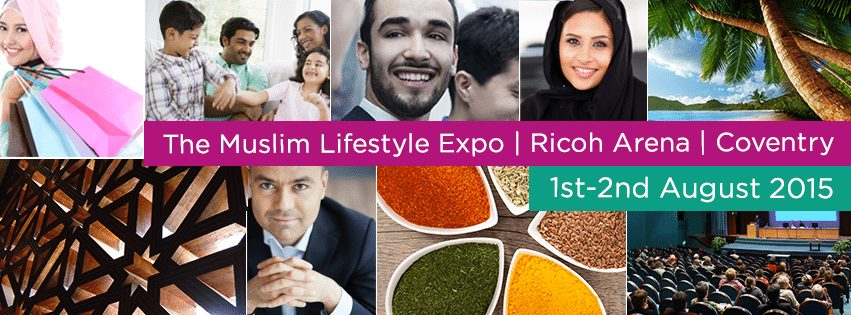 The UK's first ever Muslim Lifestyle Expo: 1st-2nd August
