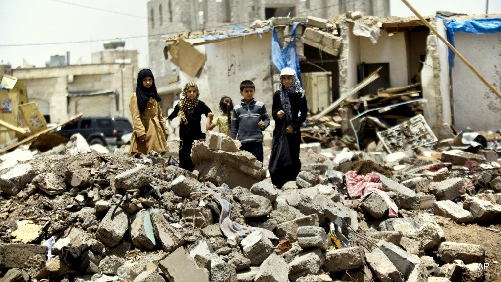 Why is the Muslim world silent about Yemen?