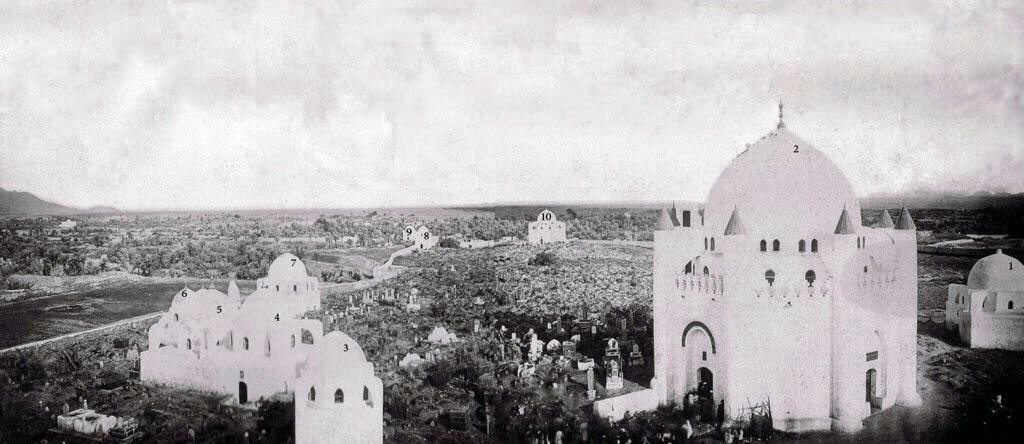 The destruction of Islamic heritage and Jannatul Baqi