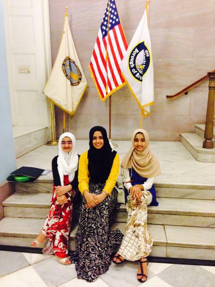 Ayaz Sisters - Muslim Teen Published Authors