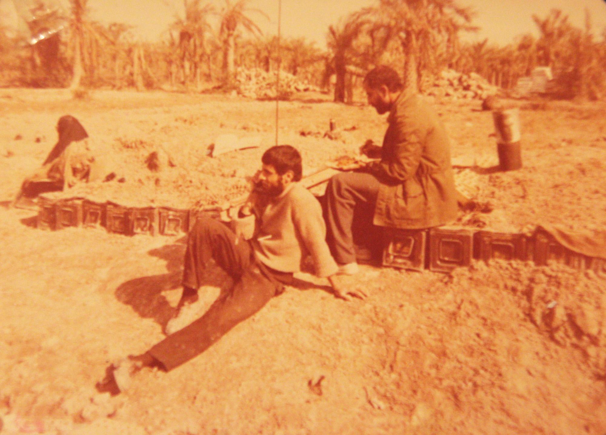 Martyr Mohsen Rangraz, before the Bait Al Mugaddas attack