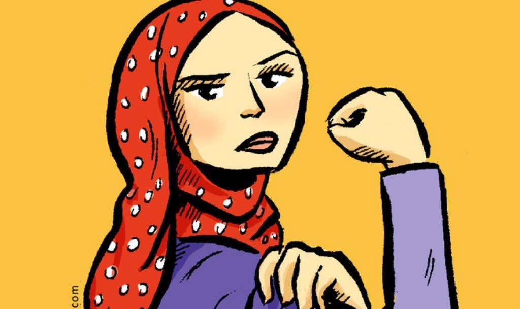 The struggles of being a Muslim feminist