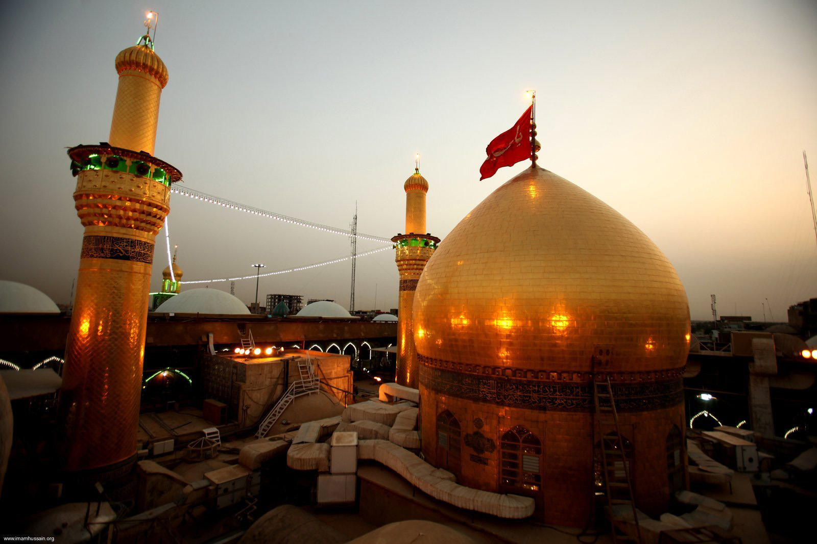 Maula Ali Shrine Wallpaper: When I Introduced Imam Hussain To My School