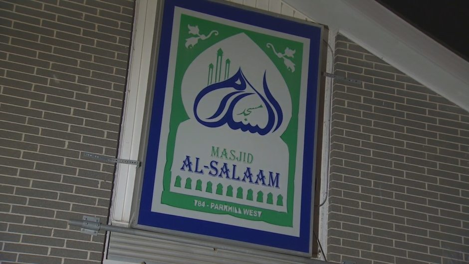 Mosque in Canada set on fire deliberately in likely hate crime