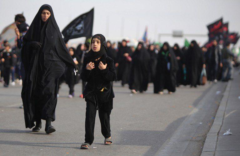 IRAQ-RELIGION-SHIITE-ARBAEEN