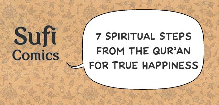 #SufiComicsSundays: 7 spiritual steps from the Qur'an for ...