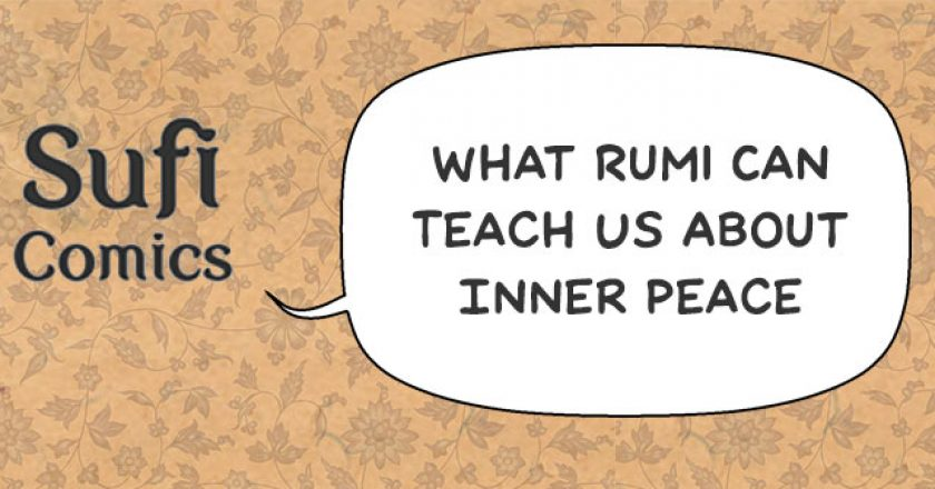 What Rumi Can Teach Us About Inner Peace