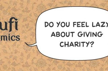 Do you feel lazy about giving Charity?