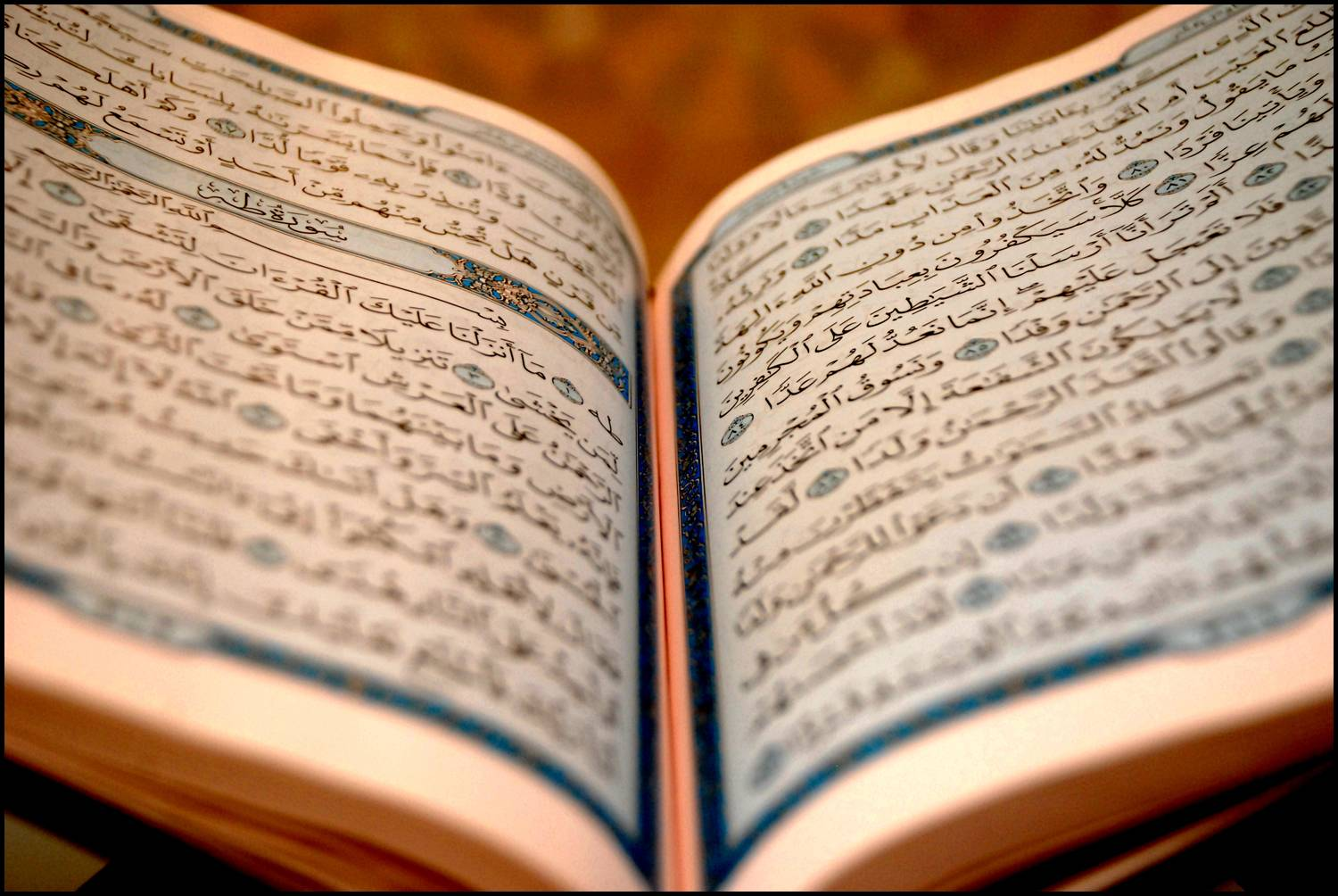 59 examples of how the Quran tells Muslims to behave - The