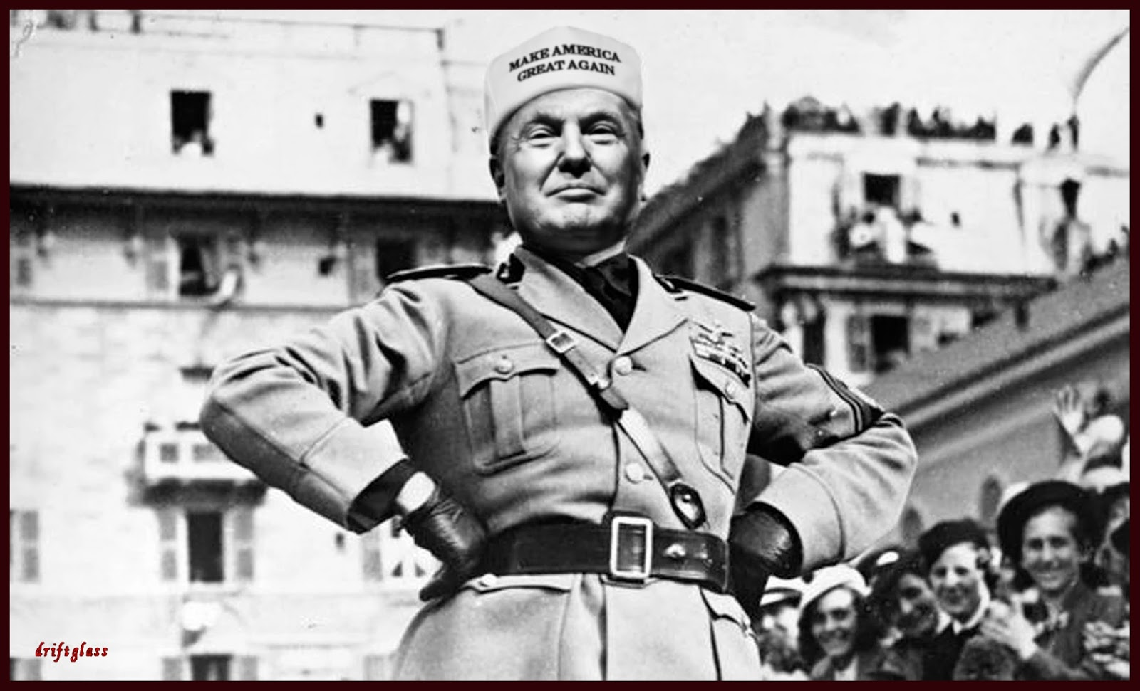 biography of mussolini leader of the italian fascist party and later prime minister italy during wor