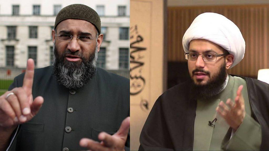 The Extremist Spectrum: Anjem Choudhry to Yasser Habib