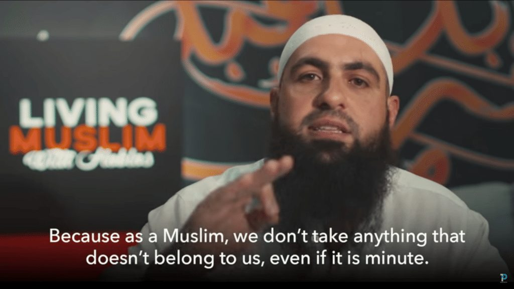 Muslims cheating the welfare system – a powerful reminder (video)