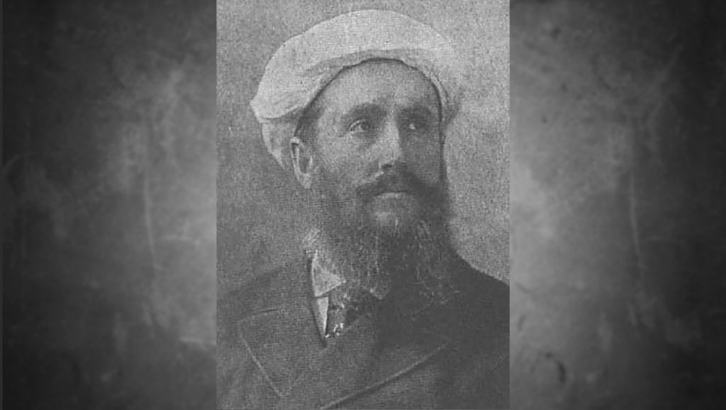 Muhammad Russell Webb: The first prominent Anglo-American Muslim convert