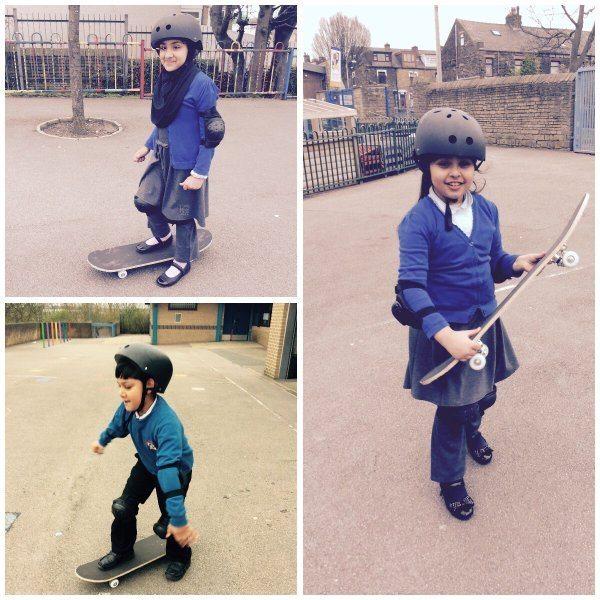 skateboarding muslim kids 2