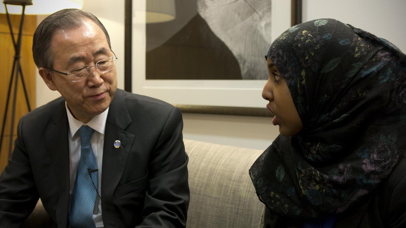 Web-Fahma-talks-to-Ban-Ki-moon-Integrate-Bristol-FGM-UN