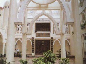 Huxi Mosque China