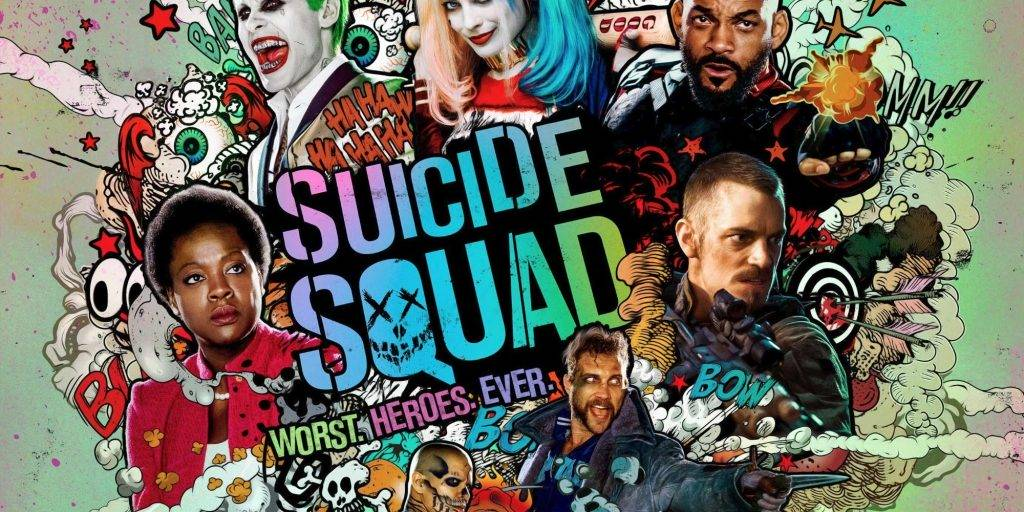 Film review: Suicide Squad and losing the moral compass