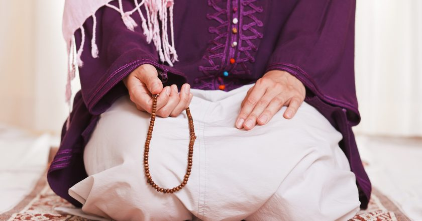 prayers for dealing with Islamophobia