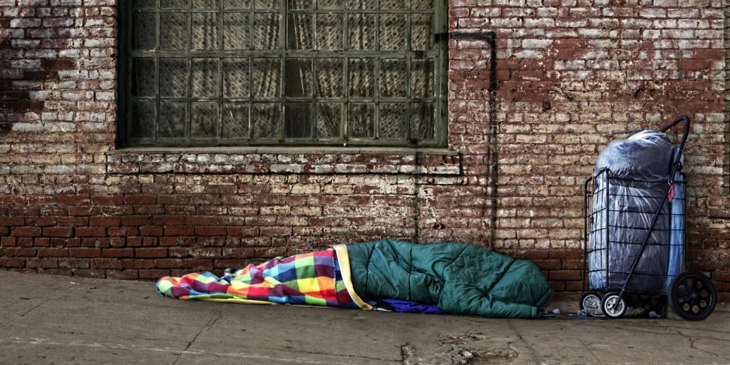 Homeless uk poverty aid