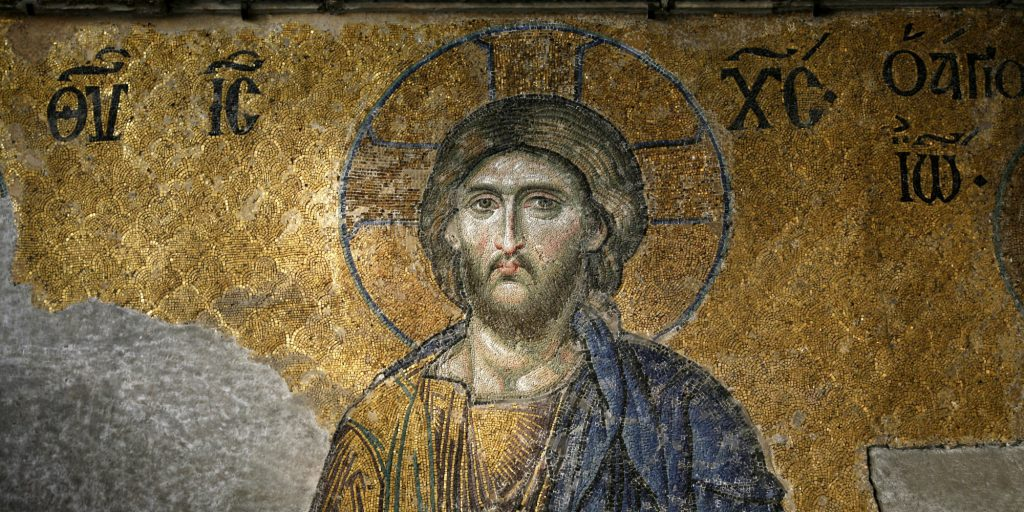 Iconography and the white washing of Jesus