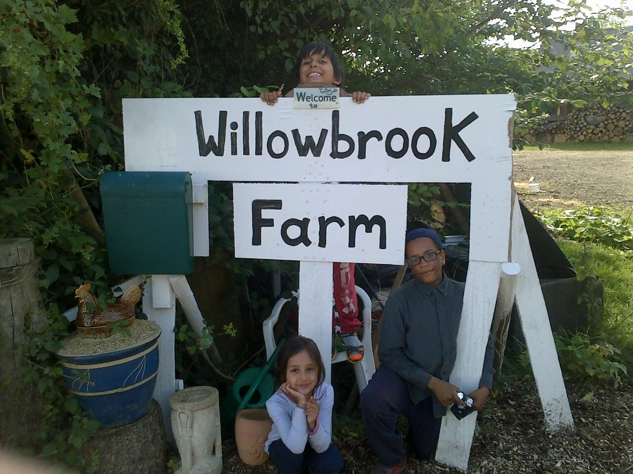 Willowbrook Farm: halal, healthy, organic and fun for all