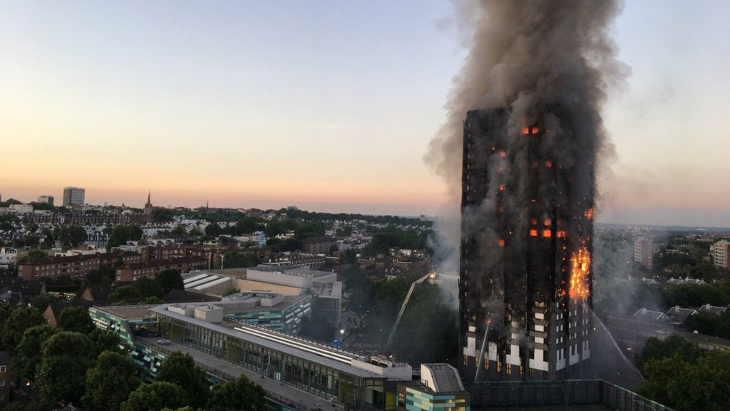 Discussing the Grenfell Tower tragedy (podcast)