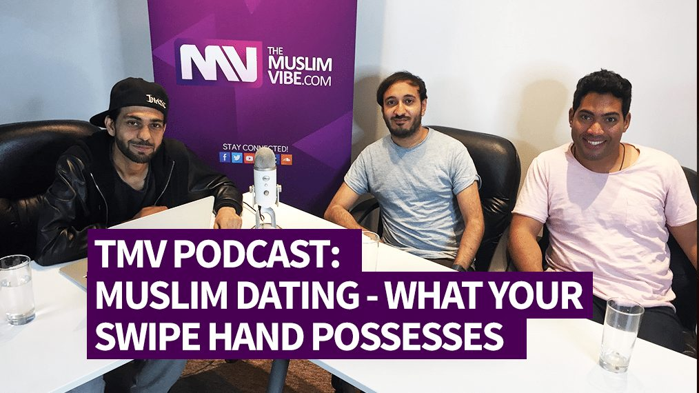 Muslim Dating: What your swipe hand possesses (podcast)
