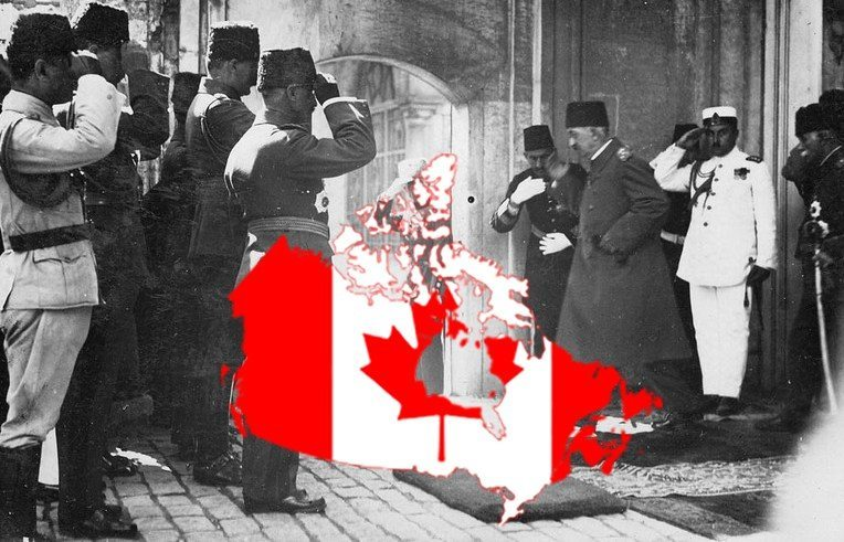 How a rising Canada shaped the fall of the last Muslim empire