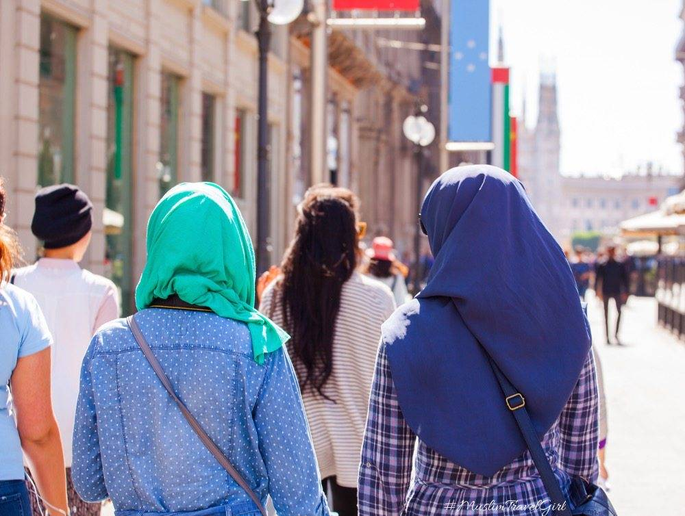 Why Muslim women shouldn't wait for X,Y,Z to travel and enjoy the world