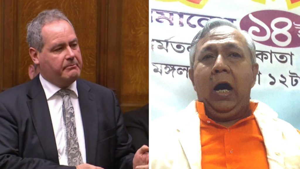 Tory MP Bob Blackman Hosts Anti-Muslim Hindu Extremist in UK Parliament