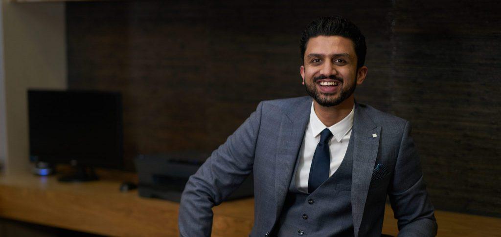Charity Chairman is double winner in prestigious Great British Entrepreneurship Awards