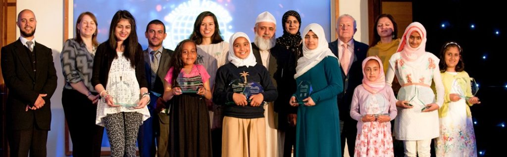Peshawar school attack survivor to receive an award at the Young Muslims Writers Awards