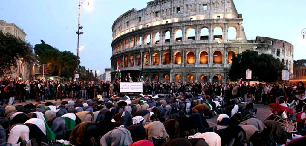 A brief look at the historical relationship between Islam and Italy