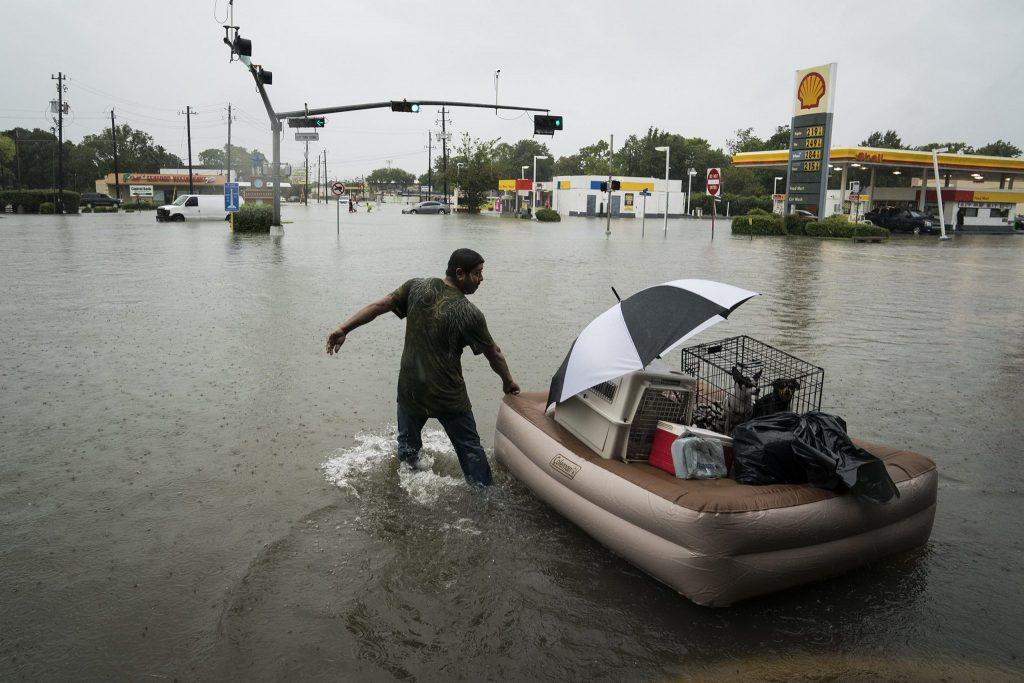I survived Hurricane Harvey, and this is what I learned