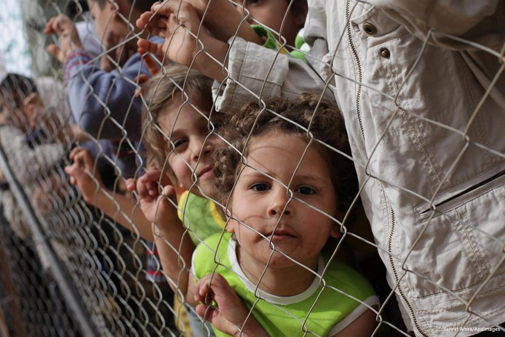 Here's how many children have been imprisoned by Israel