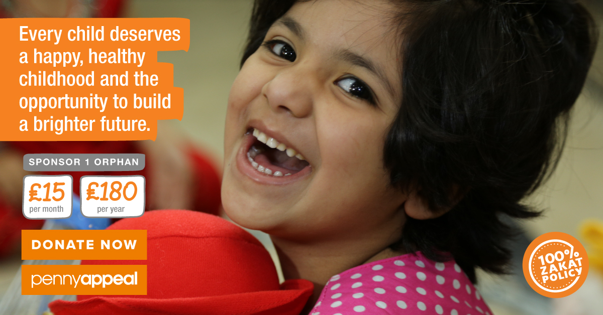 Every child deserves a happy childhood. Donate now