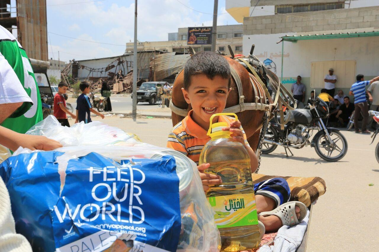 Feed our World Campaign